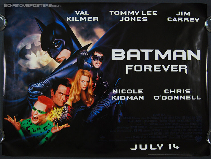 Batman Forever (1995) | movieforyouna